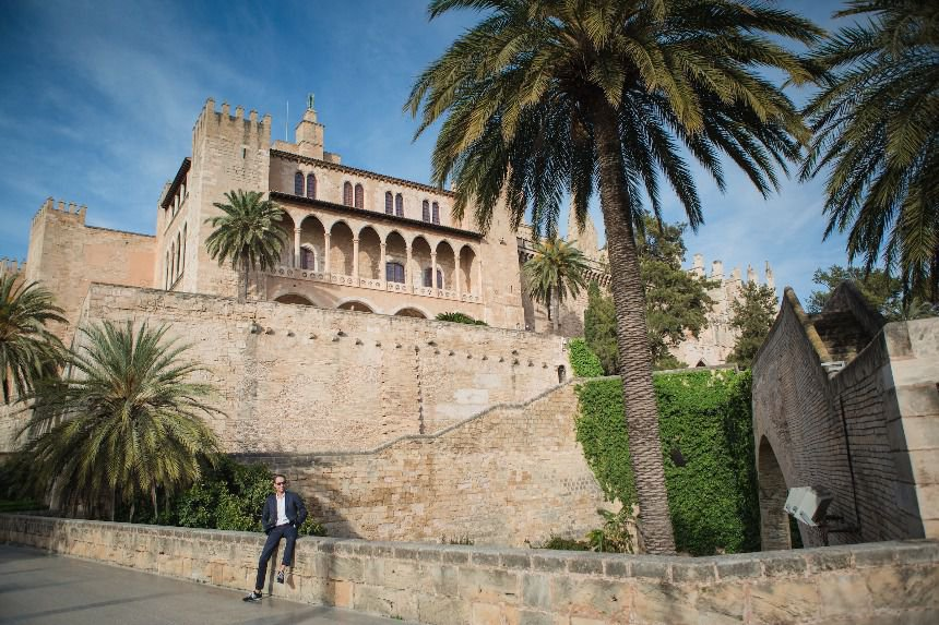 A great site in the old town of Palma de Mallorca