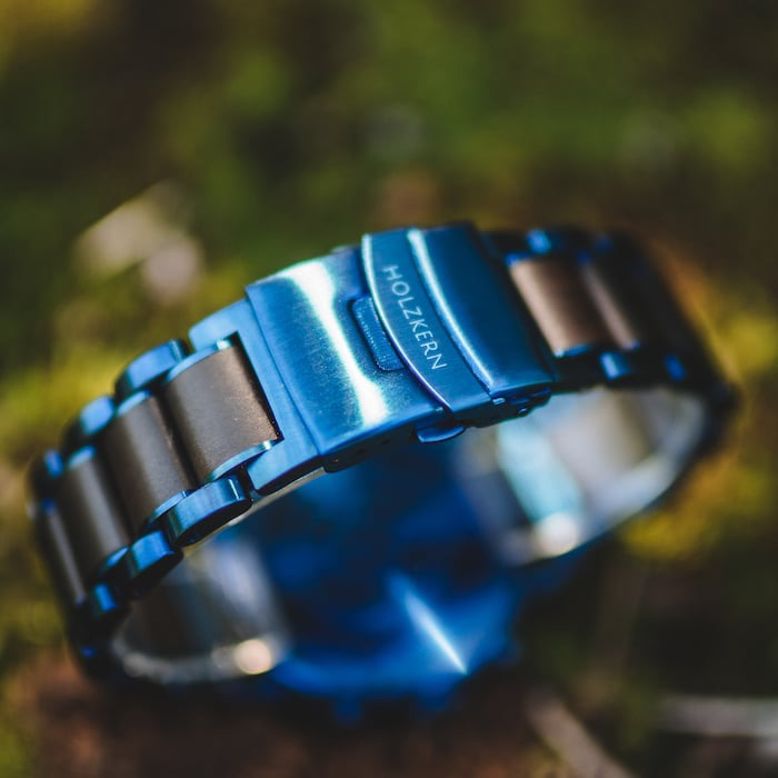 Holzkern watches and bracelets
