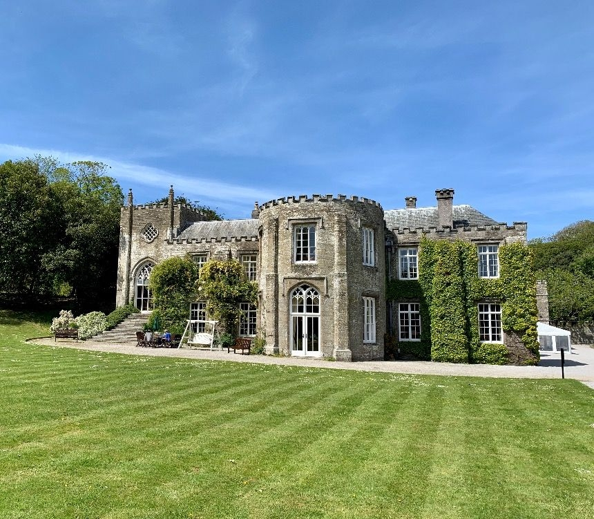 One of the most beautiful manors in Cornwall