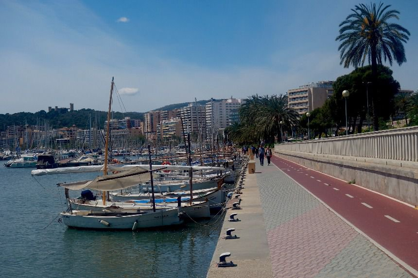 City break in Palma de Mallorca