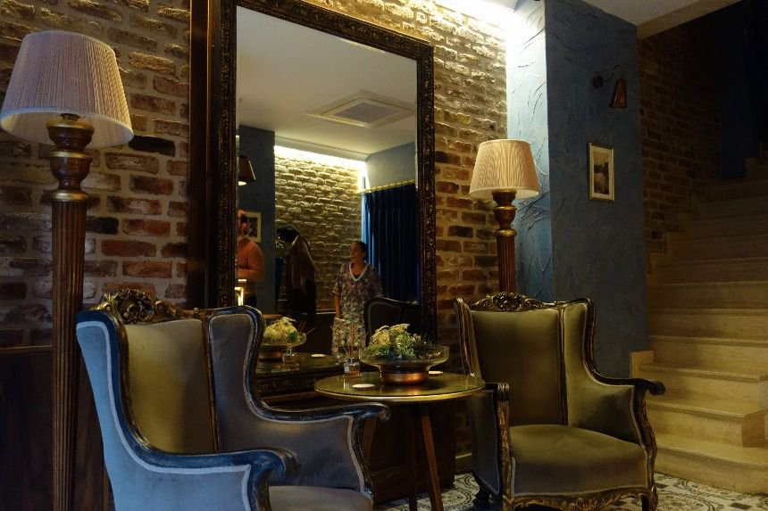 Boutique hotel in Istanbul