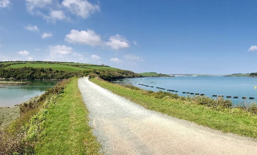 Biking in Cornwall